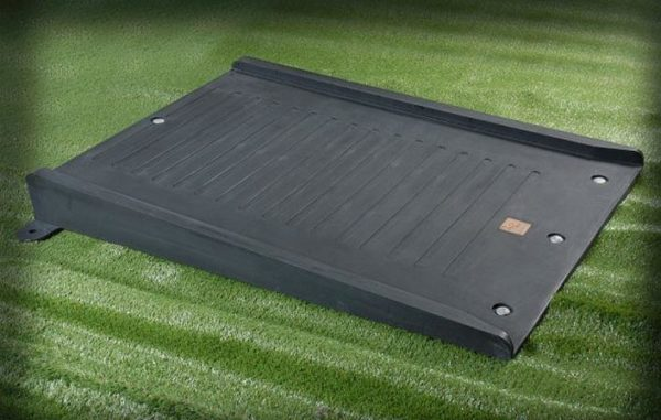 Playground Borders ADA Flush Mount Ramp 8%22